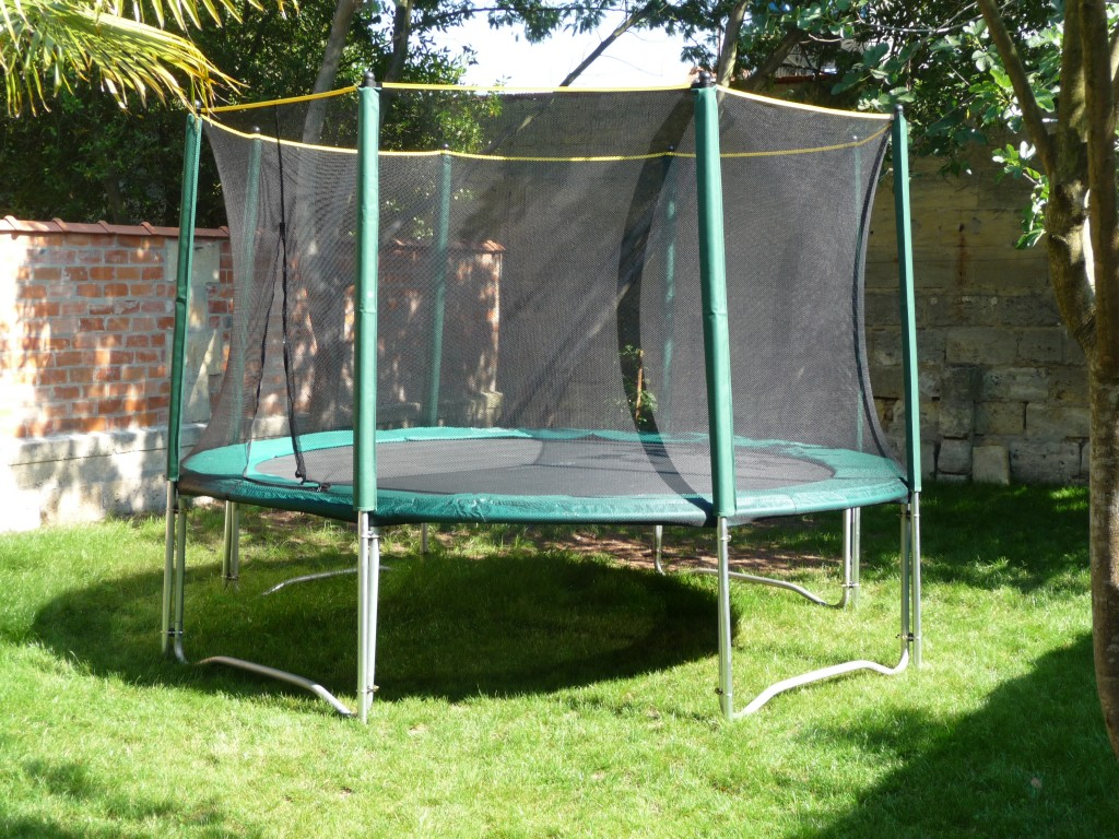 Trampoline Waouuh !