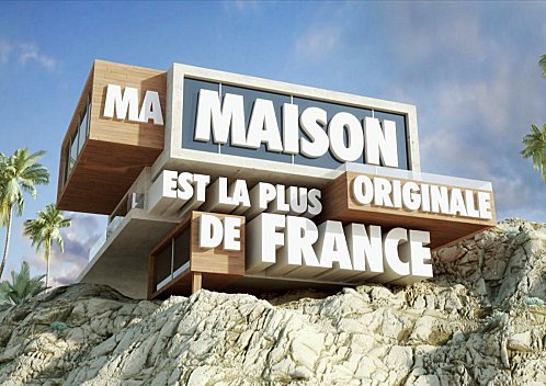 la maison hamac de l mission ma maison est la plus originale de france france. Black Bedroom Furniture Sets. Home Design Ideas