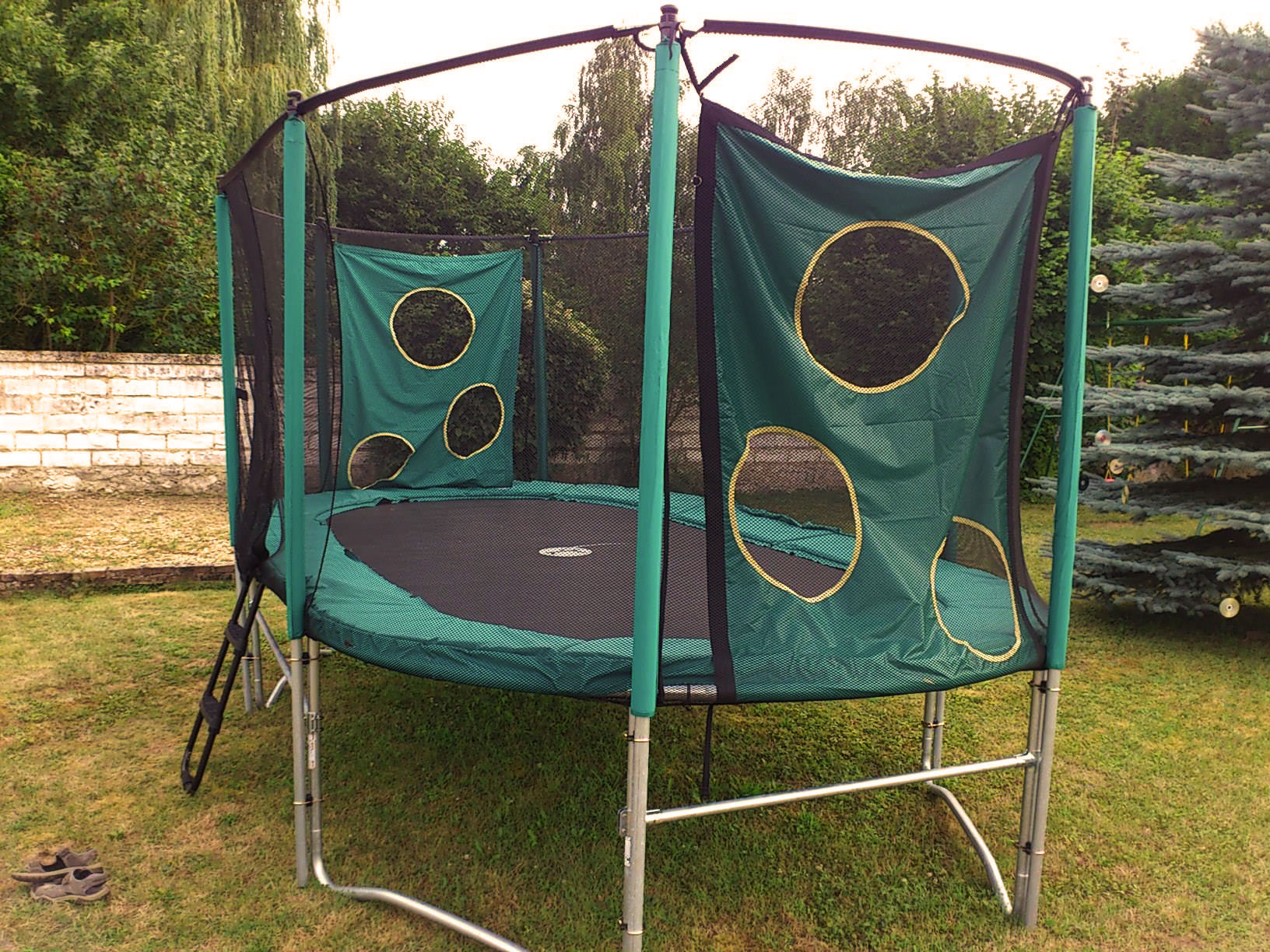 les points forts des trampolines france trampoline. Black Bedroom Furniture Sets. Home Design Ideas